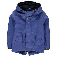 Crafted Rain Mac Child Boys Size 9-10 Years Blue DH076 CC 16