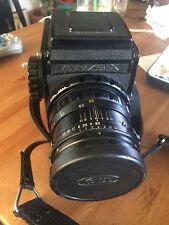Kowa Six w/ 3 lenses, Waist Finder & Prism Finder, Grip Handle, Etc.
