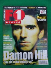 Formula One F1 Racing - October 1998 - Damon Hill