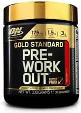 Optimum Nutrition Gold Standard Pre Workout Energy Drink Powder with Creatine