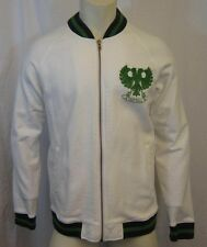 AUTH. OLD NAVY SURPLUS FULL ZIP MEN JACKET SZ LARGE WHITE, VIC-THOIR1