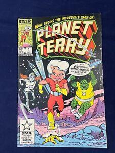 STAR COMICS - PLANET TERRY - #1 - MARVEL
