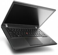 Lenovo ThinkPad T440 Core i5-4300U 2x1,9GHz 4GB 256GB SSD Intel HD CAM W10 B17