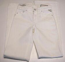 W24 / L32 Replay Women Jeans-style wv533 White- $170