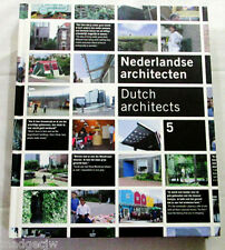 Nederlandse Architecten Dutch Architects 5 Text in Dutch and English Hardcover