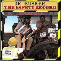 Dr Busker  CD THE SAFETY RECORD (TRACTION ENGINE)