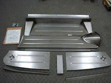1937 37 Chevrolet 2Dr Sedan Rear Trunk Floor Board Kit Body Patch Panel