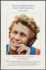 "REIVERS - 1970 - original 27x41 movie poster - STEVE MCQUEEN - Style ""A"""