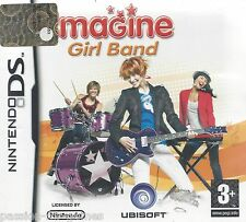 IMAGINE - GIRL BAND for Nintendo DS with box & manual