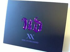 URBAN DECAY New! Vice Ltd Reloaded XX Palette 20 Eyeshadows + Brush Ltd Ed BNIB