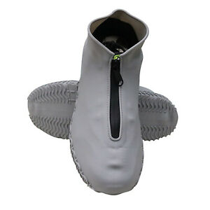 Unisex Waterproof Shoes Cover Anti-Slip Rain Snow Protector Silicone Recyclable
