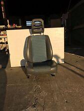 Beifahrersitz, Sitze Fiat Scudo 1996 Halb- leder
