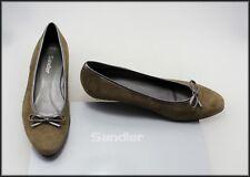 SANDLER WOMEN'S FLATS LOW HEELS SUEDE FASHION SHOES SIZE 7 B