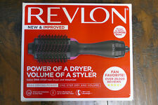 Revlon One-Step Hair Dryer and Volumizer Pro Collection - New Open Box -