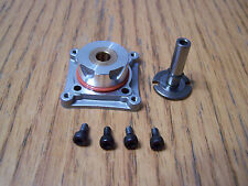 Traxxas TRX 3.3 2.5 Engine Backplate Back Plate Starter Shaft ORing Screw T-maxx