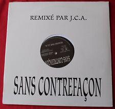 Mylene Farmer, sans contrefaçon remixé par J.C.A , Maxi Vinyl