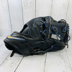 "Nike Shado SHA/DO Edge Right RH Leather Adult Baseball Glove  11.5"" Blue Laces"