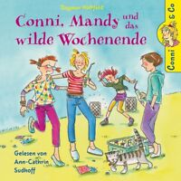 CONNI - D.HOßFELD: CONNI,MANDY UND DAS WILDE WOCHENENDE  2 CD NEW