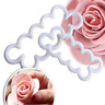 3PCS 3D Rose Petal Cake Decorating Flower Cutter Mold Cake Decorating Supplies