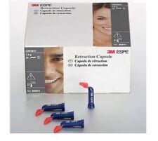 3M ESPE Astringent Gingival Retraction Paste capsules 25 pkg 56941
