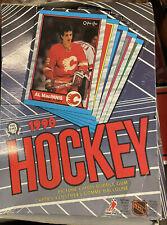 1990-91 O-PEE-CHEE NHL Hockey Wax Pack Full Box w/t Gum Un-opened