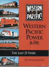 Western Pacific Power in Color: The Last 25 Years.