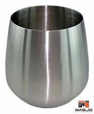 NEW - Stainless Steel Stemless Wine Glass - FREE SHIPPING!!!