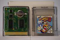 Wario Land 3 Game Boy gameboy Nintendo original genuine Warioland EUR PAL 2000