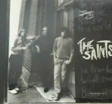 THE SAINTS- THE MOST PRIMITIVE BAND IN THE WORLD*CD BRAND NEW STILL SEALED NUOVO