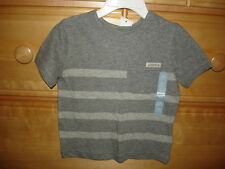 Boys Baby Gap Grey T-Shirt Top Size 18-24 Months Nwt