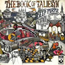 "Deep Purple - The Book Of Taliesyn (12"" Album)"