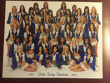 2007-2008 Dallas Cowboys Cheerleaders DCC Team Squad Pic Photo Melissa Rycroft