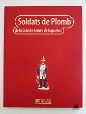 Livre Atlas Soldat de plomb Grande Armée Napoléon Empire Bataille Stratégie #6
