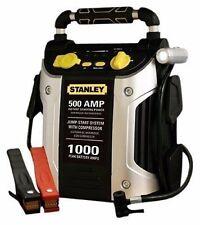 Jump Starter Built in AC Charge 12 Volt 1000 Peak Amp Car Start Auto Battery NEW