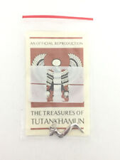 Tutankhamun Treasures Sterling Snake Charm Rembrandt Official 1979 Reproduction
