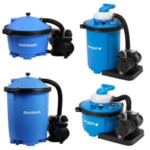 Steinbach Sandfilteranlage Speed Clean Active Balls Sandfilter Filter Pool