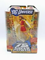 Mary Batson DC Universe Classics Figure Wave 9 Darkseid Mattel Shazam Red