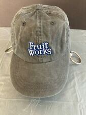 Pepsi Fruit Works Juice Products Cotton Deluxe One Size Fits All Baseball Hat