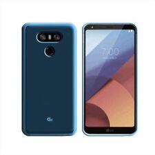Cover per LG G6, in silicone TPU trasparente Azzurro