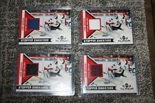 CRAIG ANDERSON 2010-11 PANINI ALL GOALIES STOPPER SWEATERS PATCH LOT 4 COLORS