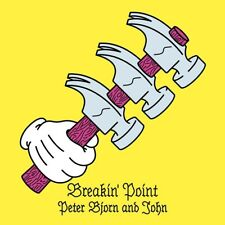 Peter Bjorn and John-BREAKIN 'Point CD NUOVO