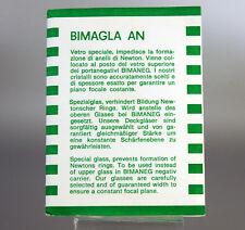Soif bimagla ANTI NEWTON verre pour négatif scène soif m805, l900, etc. 09117