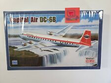 BRAND NEW sealed Minicraft Model kit Capital Air DC-6B 1/144 (2006) scale #14557
