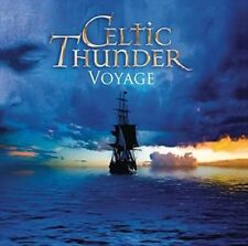 Voyage by Celtic Thunder (Ireland) (CD, Oct-2015, Legacy)