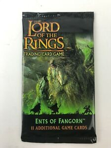 Lord of the Rings Trading Card Game LOTR TCG Ents of Fangorn Deep Expansion Pack