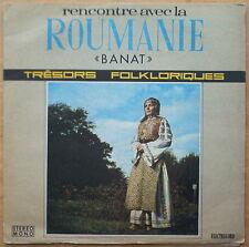 Scarce Meeting with Romania - Banat - Folklore Treasures  - Romanian Press