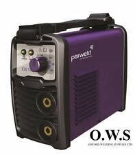 Parweld XTS142 140A MMA Inverter 230V Welder **FREE UK MAINLAND NEXT DAY DEL**