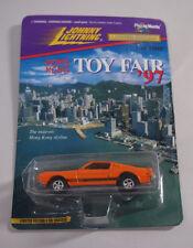 1997 Johnny Lightning, Hong Kong Toy Fair, 1968 Shelby GT-500 Orange 1 / 1000