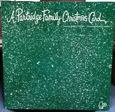 PARTRIDGE FAMILY DAVID CASSIDY CHRISTMAS CARD  LP 1971 BELL 6066