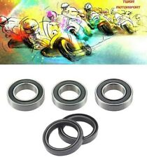 Suzuki GSXR 600 750 K1 K2 K3 K4 K5 K6 K7 Rear Wheel Bearing & Seals 01-10